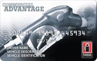 The Fuelman Commercial Advantage FleetCard
