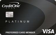 Credit One Bank® Unsecured Visa® with Cash Back Rewards