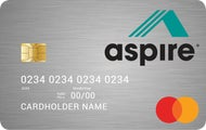 Aspire® Mastercard® Cashback Credit Card
