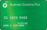 BP Business Solutions Fuel Plus