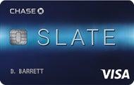 Chase Slate card