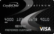 Credit One Bank® Credit Card with Gas Rewards