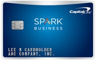 Capital One® Spark® Miles Select for Business