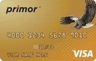 Green Dot primor® Visa® Gold Secured Credit Card