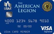 The American Legion USAA Rewards™ Visa Signature® Card