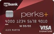 U.S. Bank Perks+ Visa Signature® Card