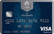 USAA® Rewards™ Visa Signature® Card