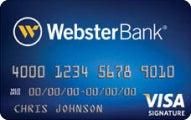 Webster Bank Visa® Bonus Rewards Card