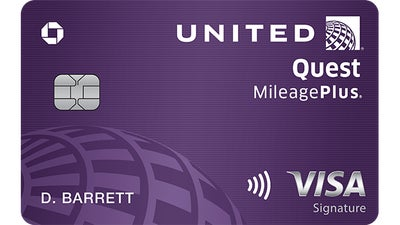 The All-New United Quest℠ Card