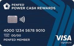 PenFed Power Cash Rewards Visa Signature