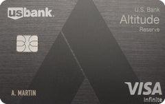 U.S. Bank Altitude Reserve Visa
