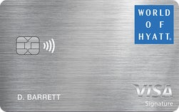 World of Hyatt Card