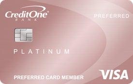 Credit One Bank® Platinum Preferred Credit Card