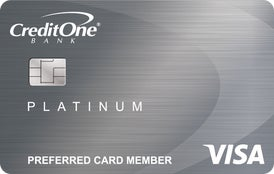 Credit One Bank® Visa® for Rebuilding Credit