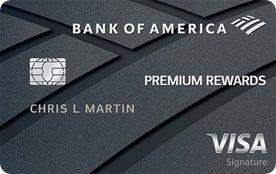 Bank of America Premium Rewards