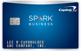 Spark Miles Select card