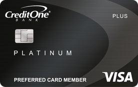 Credit One Bank® Platinum Plus Credit Card