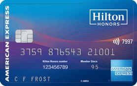 Hilton Honors American Express Surpass® Card