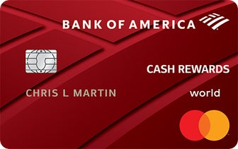 Bank of America Image - Best No Annual Fee Credit Cards 2020