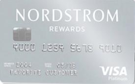 Nordstrom Visa Credit Card review Bankrate