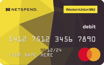 Western Union® Netspend® Prepaid Mastercard review Bankrate