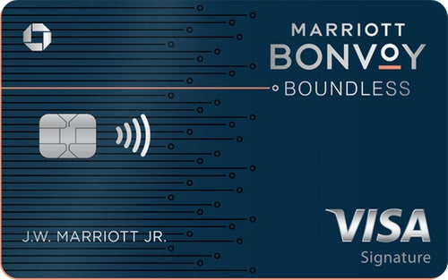 Marriott Bonvoy Boundless® Credit Card
