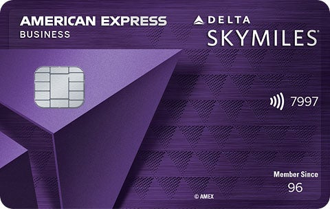 Delta SkyMiles® Reserve Business American Express Card