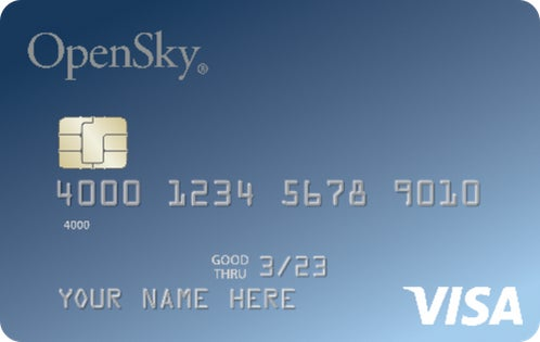 OpenSky Secured Visa Credit Card review