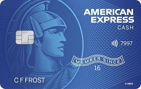 American Express Cash Magnet® Card