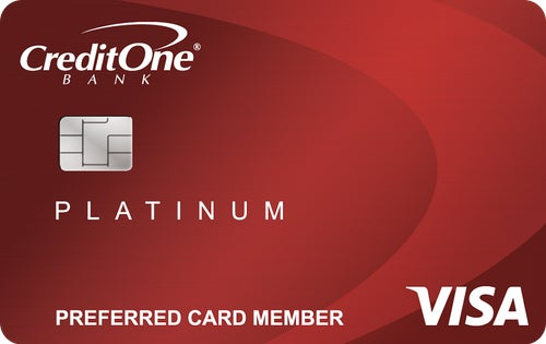 Credit One Bank® Platinum Rewards Visa review