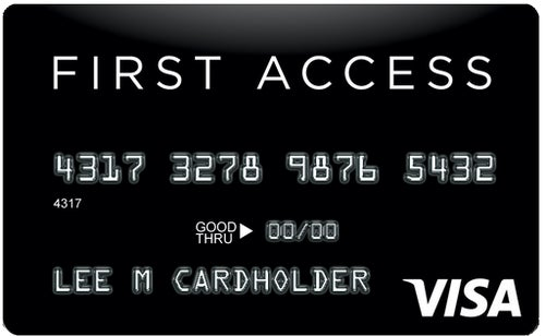 First Access Visa® Credit Card review