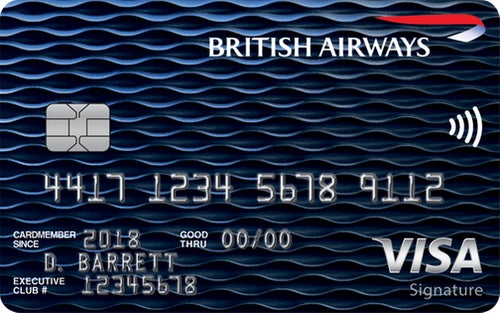 British Airways Visa Signature Card review