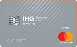 IHG® Rewards Club Traveler Credit Card review