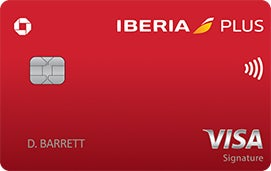 Iberia Visa Signature® Card