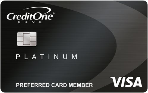 Credit One Bank® Visa® Cash Back Rewards review