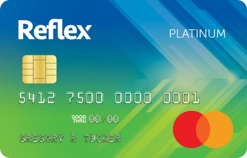 Reflex Mastercard® Credit Card review