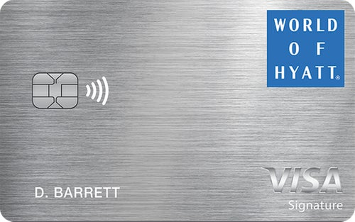 World of Hyatt Credit Card