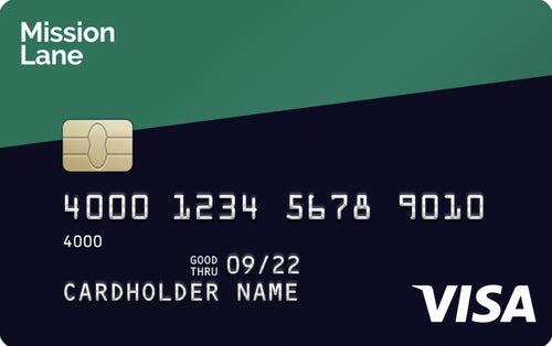 Mission Lane Classic Visa® Credit Card