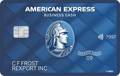 American Express Blue Business Cash™ Card