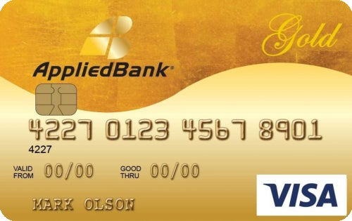Applied Bank Secured Visa® Gold Preferred® Credit Card