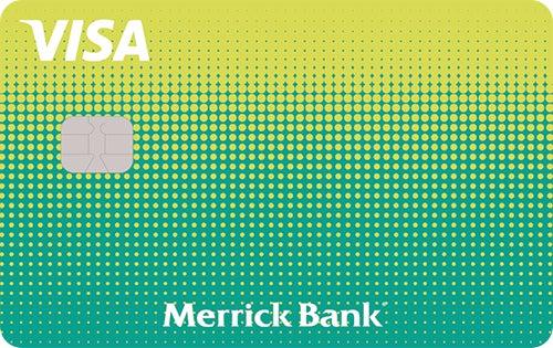 Merrick Bank Double Your Line™ Secured Visa®