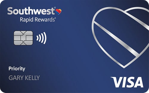 Southwest Rapid Rewards® Priority Credit Card review