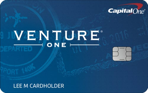 Capital One VentureOne