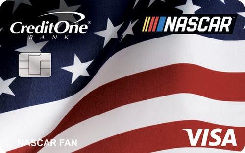 Credit One Bank® NASCAR® Credit Card