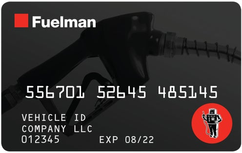 Fuelman Simple Saver Fleet Card