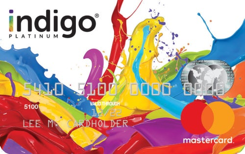Indigo® Platinum Mastercard® review