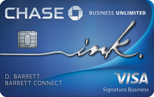 Ink Business Unlimited® Credit Card review