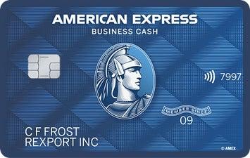 American Express Blue Business Cash™ Card