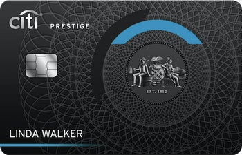 Citi Prestige® Credit Card