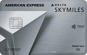 Delta SkyMiles® Platinum American Express Card